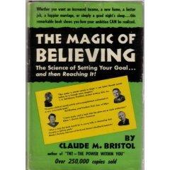 Claude M Bristol - The Magic Of Believing