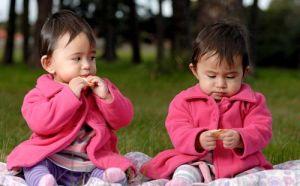 Twins' Telepathic Link