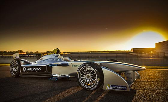 E-Formula 1 is Coming!